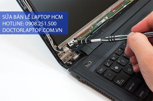 Sửa bản lề laptop - 2