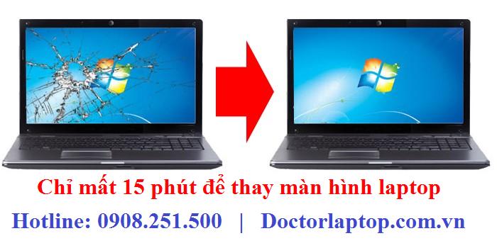 Thay màn hình laptop hp - 2