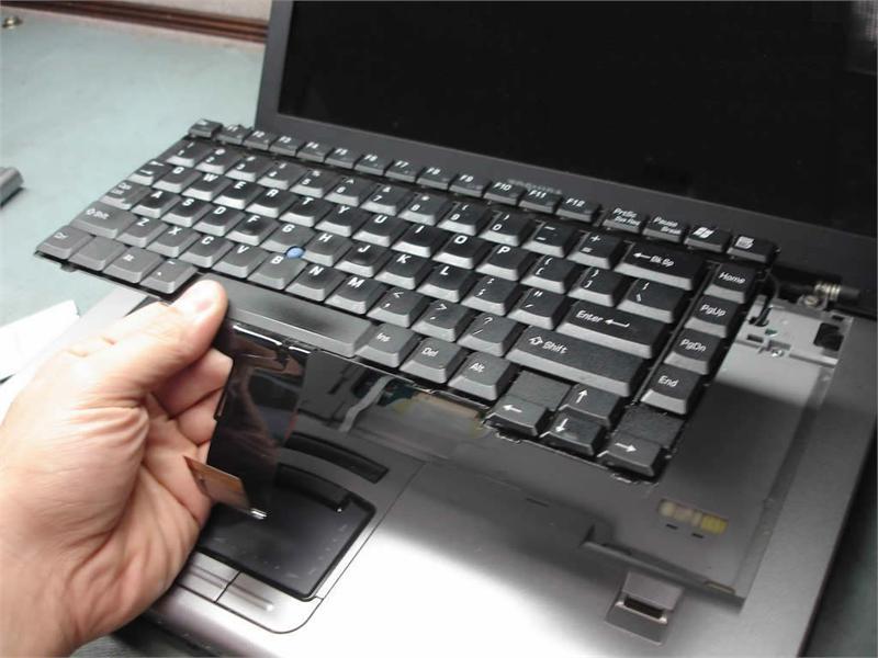 Thay bàn phím laptop sony vaio - 1