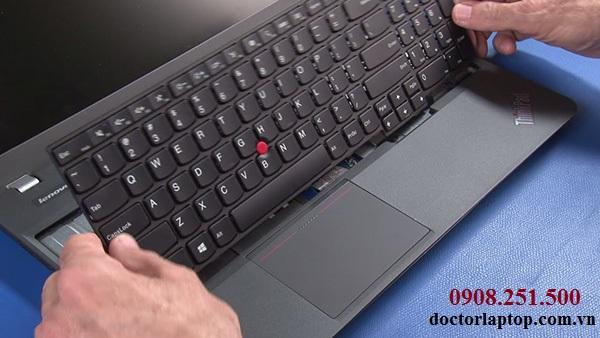 Thay bàn phím laptop lenovo - 1
