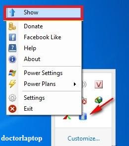 Cách kiểm tra độ chai pin của laptop - 2