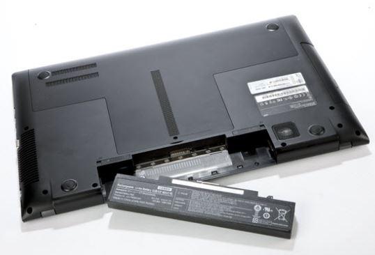 Sửa laptop không sạc pin - 4