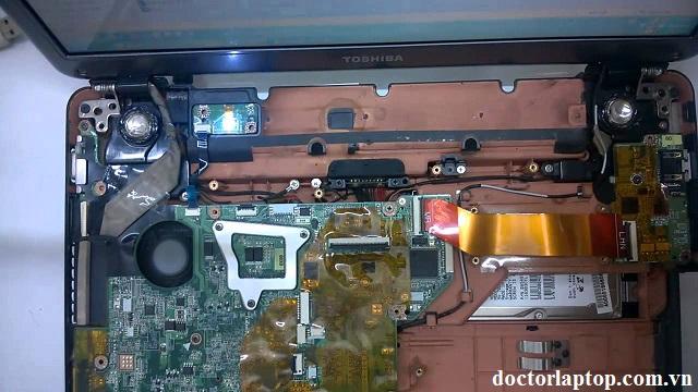 Sửa loa laptop bị rè tphcm - 2