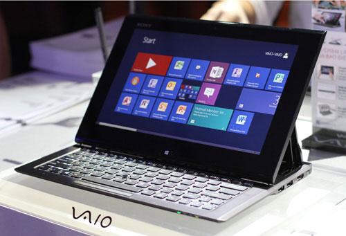 Thay màn hình cảm ứng laptop sony vaio - 1