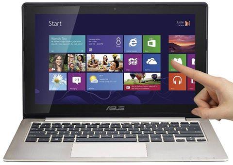 Thay màn hình cảm ứng laptop asus - 1