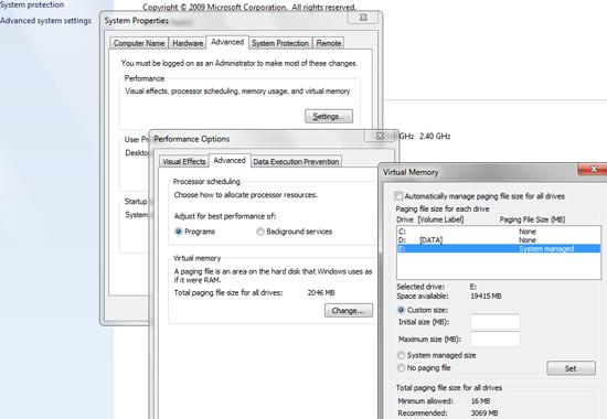 Laptop chậm nguyên nhân và cách khắc phục - 3