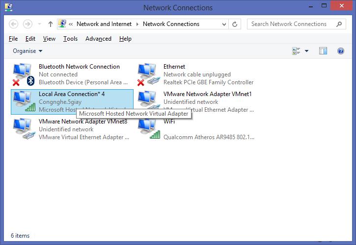 Cách phát wifi trên laptop windows 10 đơn giản - 5