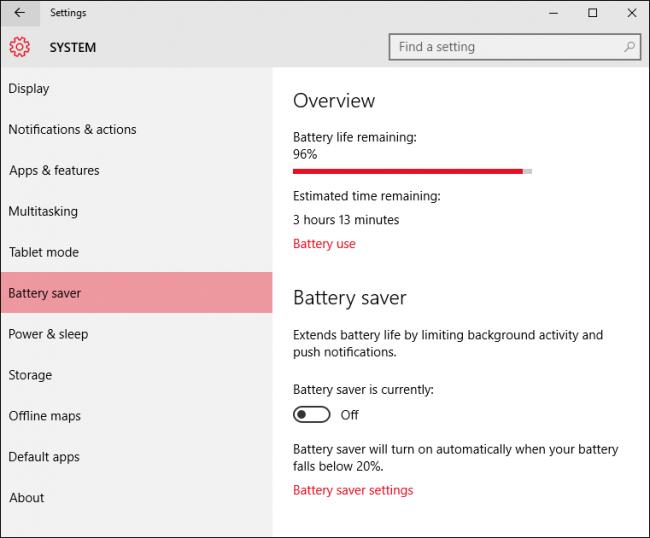 Cách đơn giản giúp tiết kiệm pin cho laptop windows 10 - 2