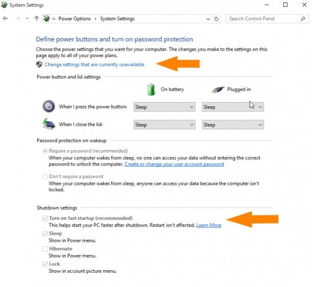 Khắc phục lỗi Windows 10 khởi động chậm - 135018