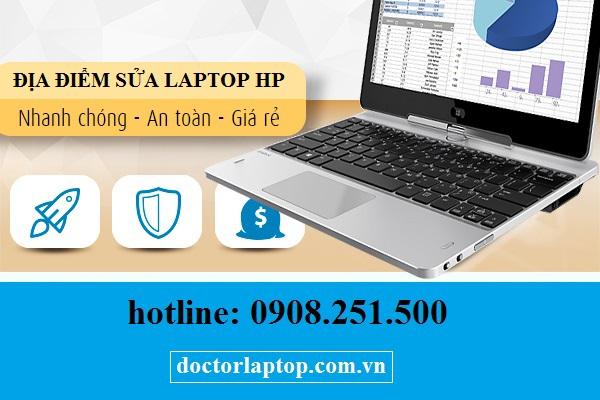 Sửa laptop hp - 1