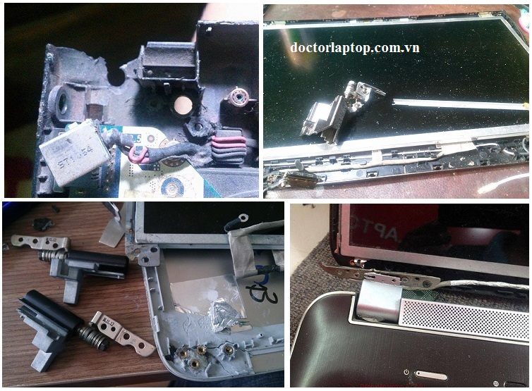 Thay bản lề laptop sony vaio tphcm - 3