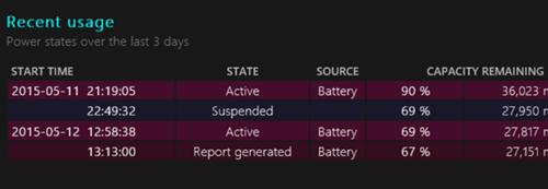 Cách kiêm tra thông tin pin chi tiêt trên laptop windows 10 - 7