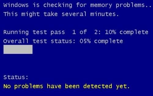 Cách kiểm tra lỗi bộ nhớ ram và hướng khắc phục - 3