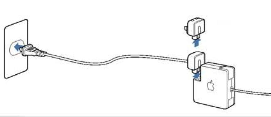 Nguyên nhân và cách sửa lỗi sạc pin macbook không vào điện - 2