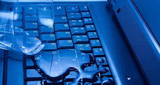 Cấp cứu laptop bị vô nước nhanh chóng đúng cách hiệu quả - 3