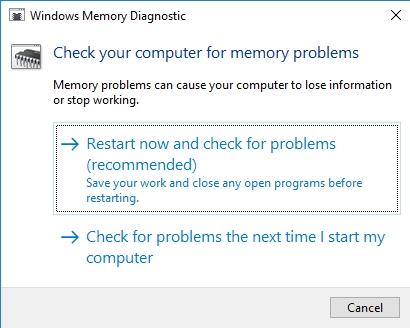 Cách nhận diện ram laptop bạn sử dụng sắp hư - 5