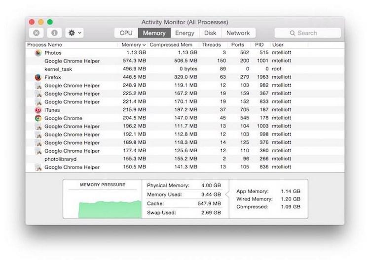 Cách tăng tốc macbook pro air cũ đơn giản hiệu quả nhất - 3