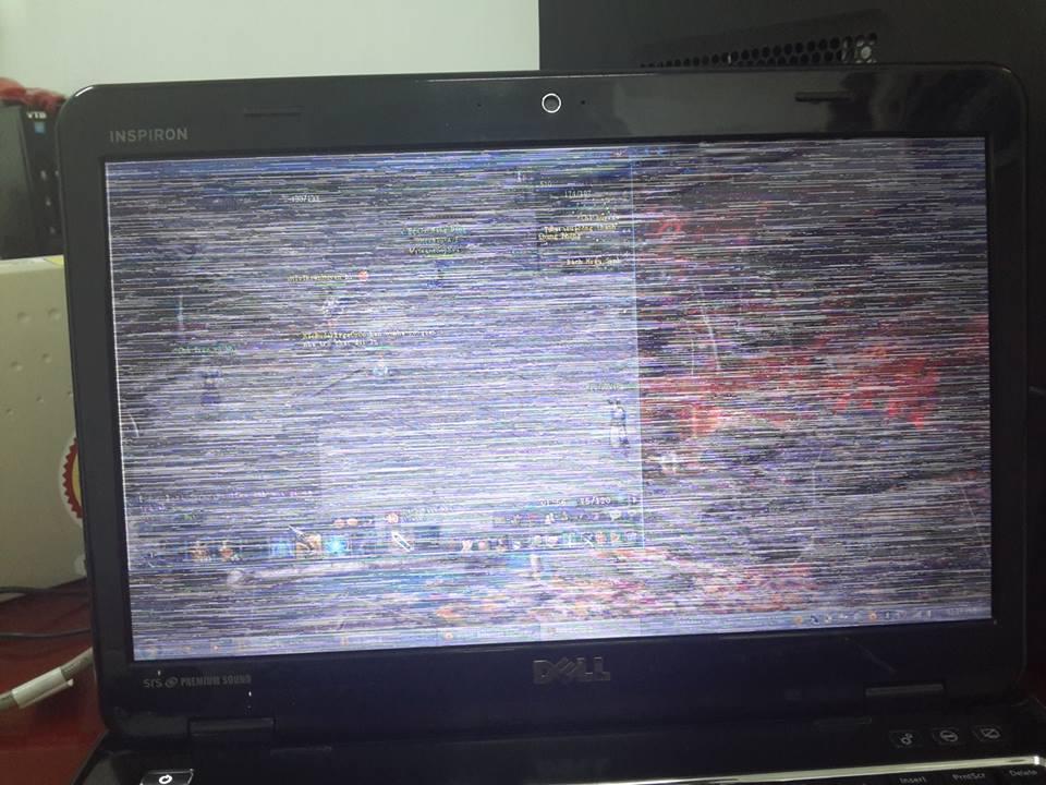 Khắc phục lỗi màn hình laptop bị nháy giật liên tục - 1