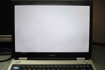 Lỗi màn hình laptop bị trắng xóa và cách khắc phục - 1