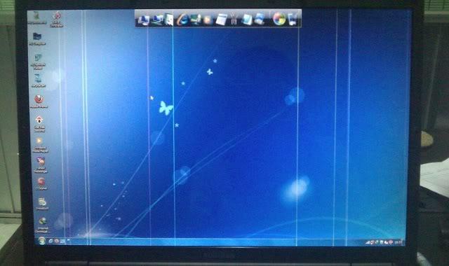 Màn hình laptop bị sọc dọc sọc ngang khắc phục bằng cách nào - 1