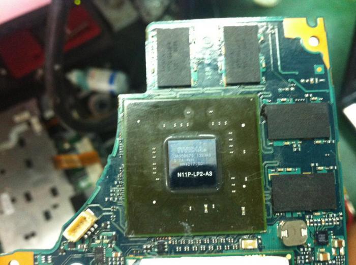 Thay chip vga laptop lenovo - 1