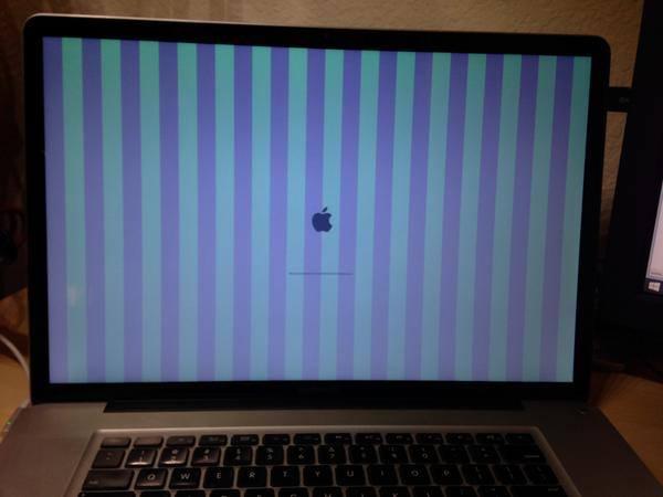 Dấu hiệu nhận biết macbook bị lỗi vga và cách khắc phục - 1