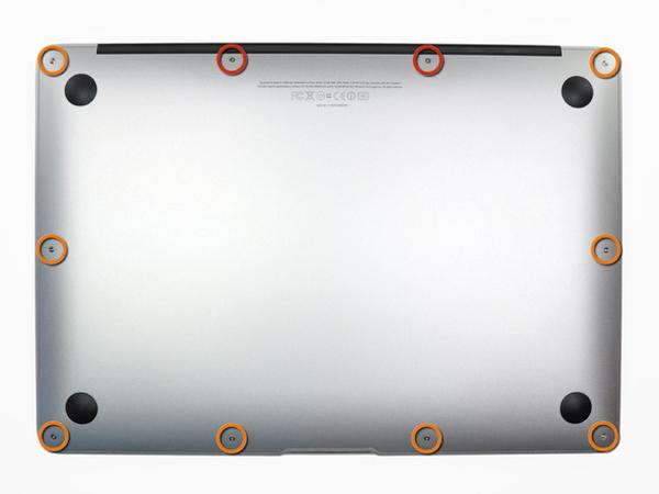 Hướng dẫn cách thay pin cho macbook air 13 inch - 1