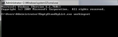 Xóa sạch ram laptop nhanh chóng chỉ với một dòng lệnh - 1