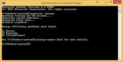 Cách kiểm tra pin laptop có bị chai bằng gõ lệnh trên windows - 5