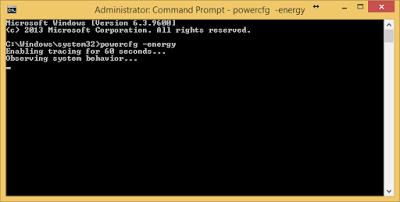 Cách kiểm tra pin laptop có bị chai bằng gõ lệnh trên windows - 4