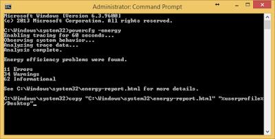 Cách kiểm tra pin laptop có bị chai bằng gõ lệnh trên windows - 6