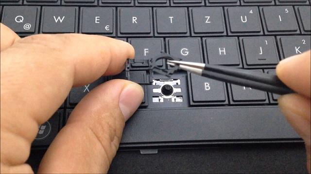 Laptop bị liệt phím nên sửa bàn phím hay thay thế mới - 3