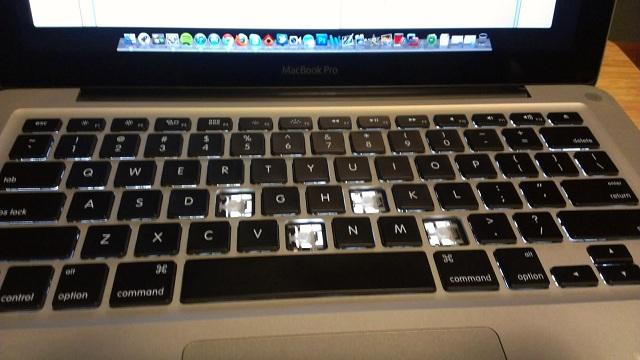 Laptop bị liệt phím nên sửa bàn phím hay thay thế mới - 2