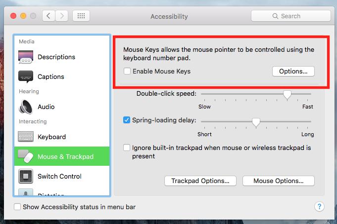 Nguyên nhân và cách khắc phục khi macbook bị liệt bàn phím - 3