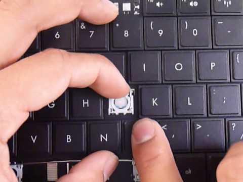 Bàn phím laptop bị liệt một vài nút có sửa được không - 1