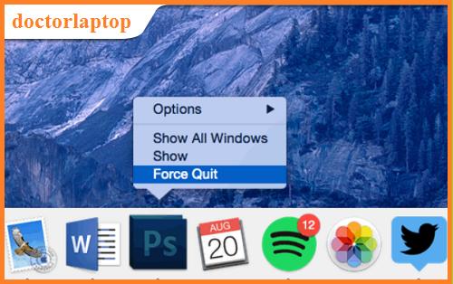 Các lỗi thường gặp trên macbook và cách khắc phục - 4