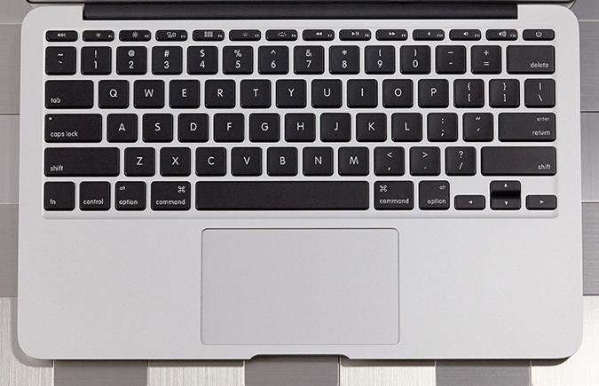 Cách sử dụng phím tắt trên bàn phím macbook - 1