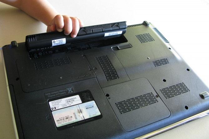Cách xử lí laptop tự tắt máy hay restart liên tục - 2