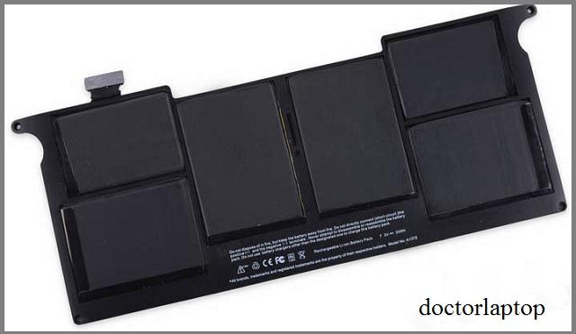 Thay pin macbook chính hãng - 2