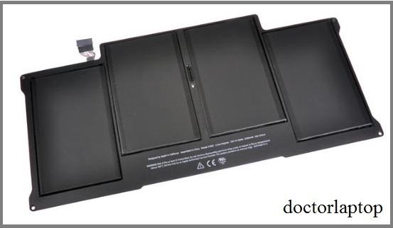 Thay pin macbook chính hãng - 6