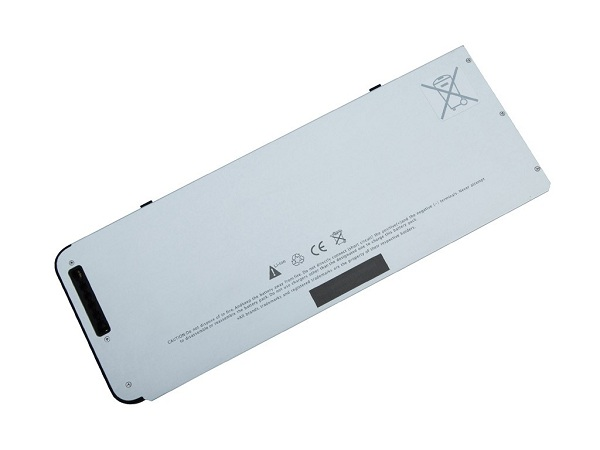 Pin macbook a1280 a1278 a1287 màu trắng gắn ngoài - 1
