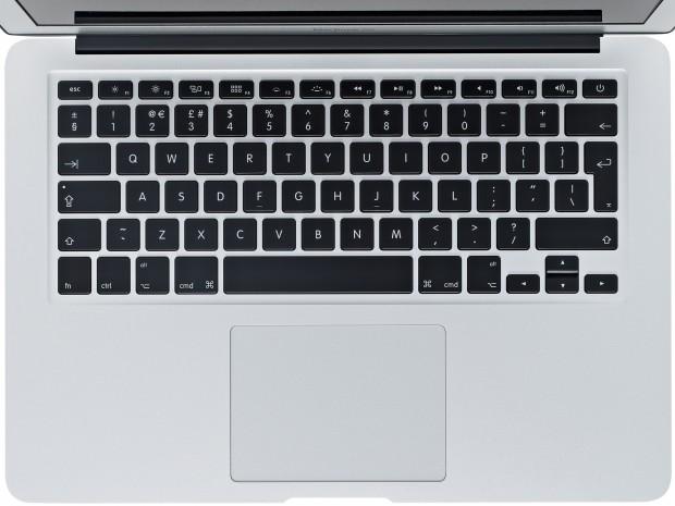 Bàn phím macbook air 11 a1370 a1465 chuẩn uk - 1