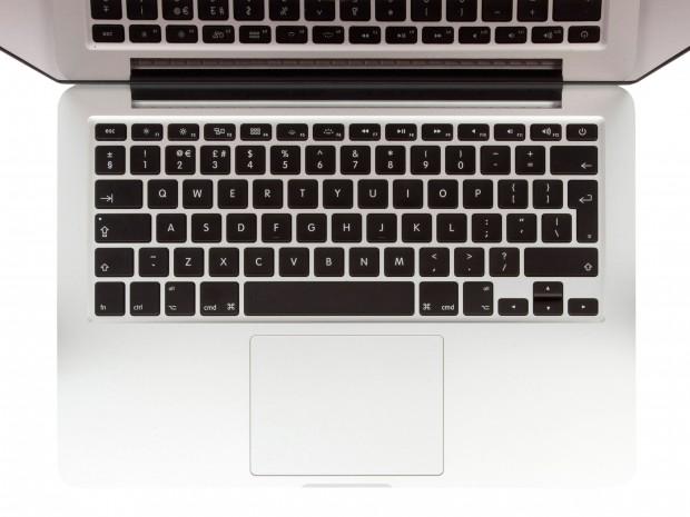 Bàn phím macbook pro retina 13 a1425 a1502 chuẩn uk - 1