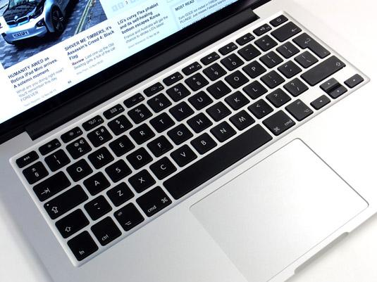 Bàn phím macbook pro 13 a1278 a1322 chuẩn uk - 1
