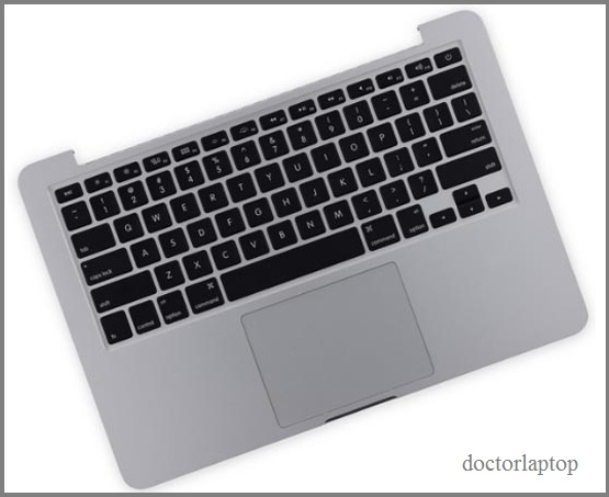Thay bàn phím macbook chính hãng - 2