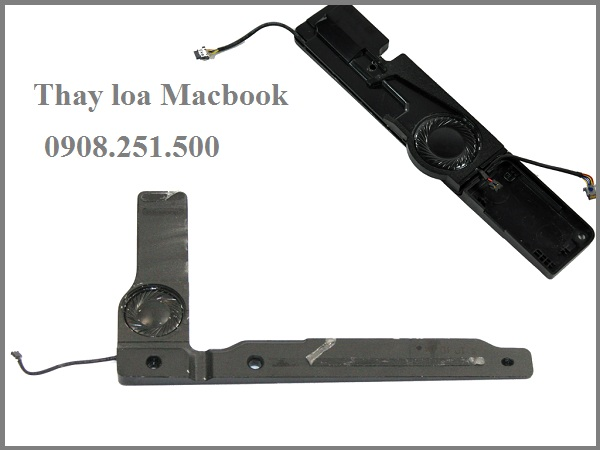 Sửa loa macbook - 2