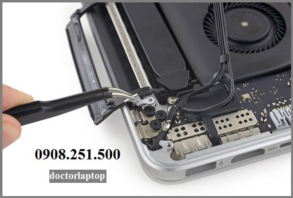 Sửa bản lề macbook - 3