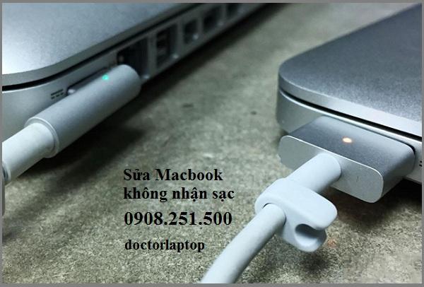 Sửa macbook không sạc pin - 2