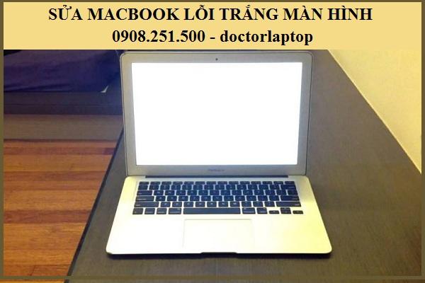 Sửa macbook khởi động trắng màn hình - 2