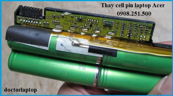 Địa chỉ thay cell pin laptop acer chất lượng ở hcm - 1